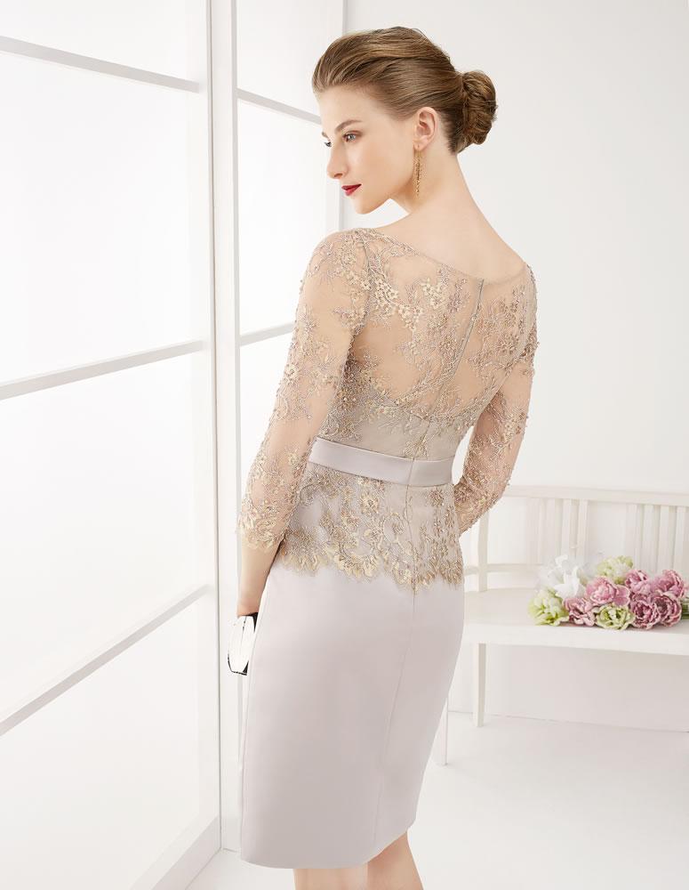 9G1A7 Vestido de Fiesta Couture Club