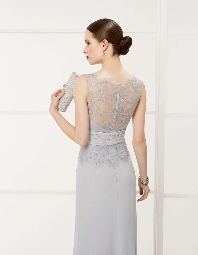 9G1D5 Vestido de Fiesta Couture Club