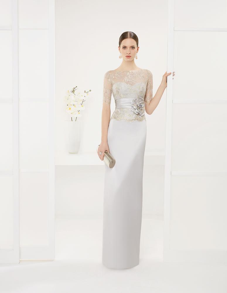 9G1D6 Vestido de Fiesta Couture Club