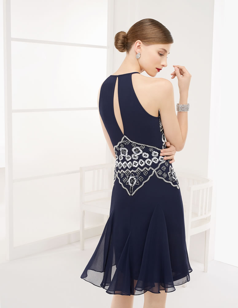 9G209 Cocktail Dress Couture Club