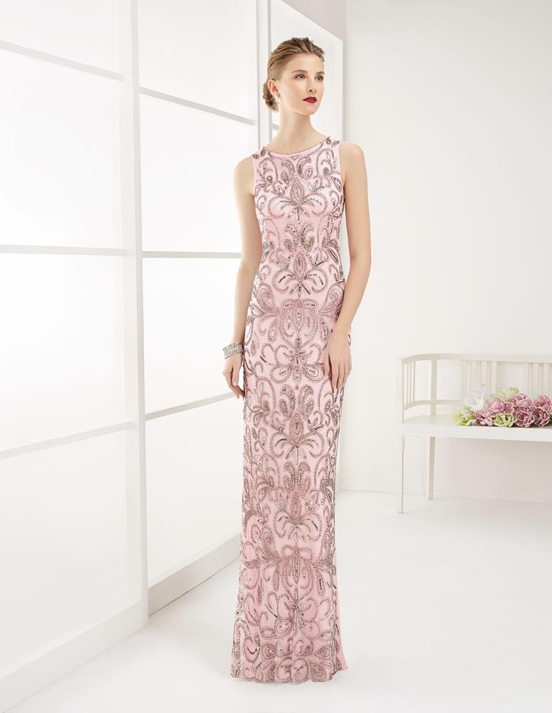 9G223 Vestido de Fiesta Couture Club