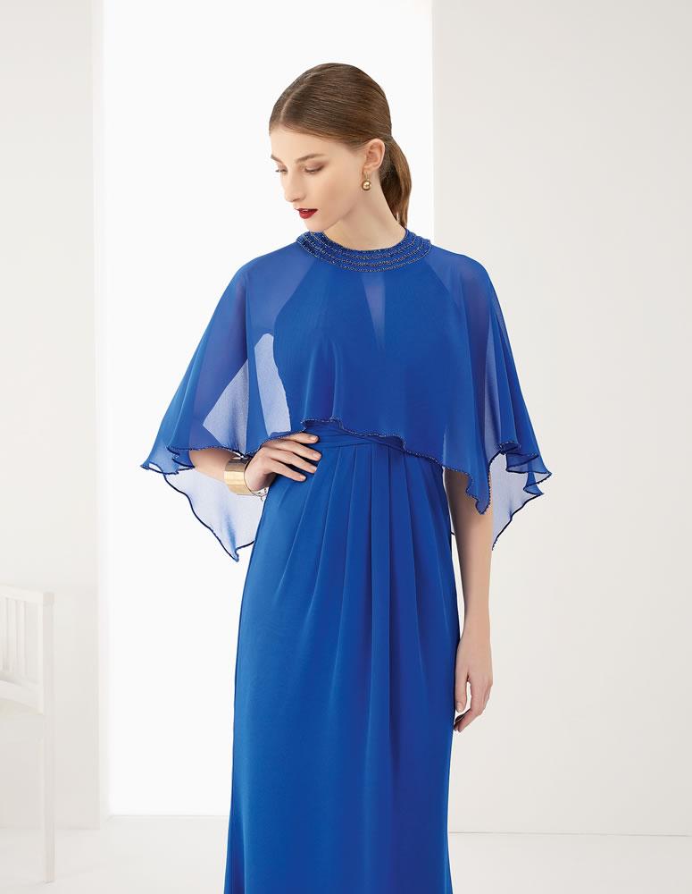 9G244 Vestido de Fiesta Couture Club