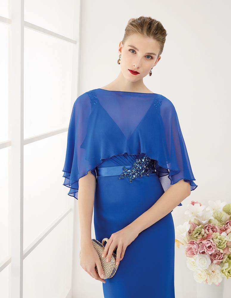 Vestido 9G246 de la colección Couture Club  2016