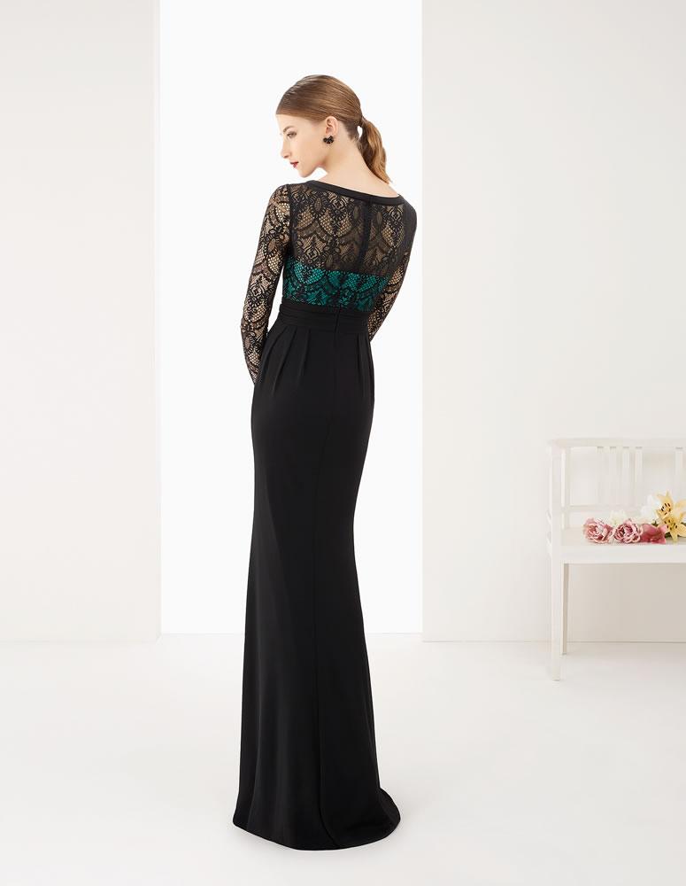 9G267 Vestido de Fiesta Couture Club