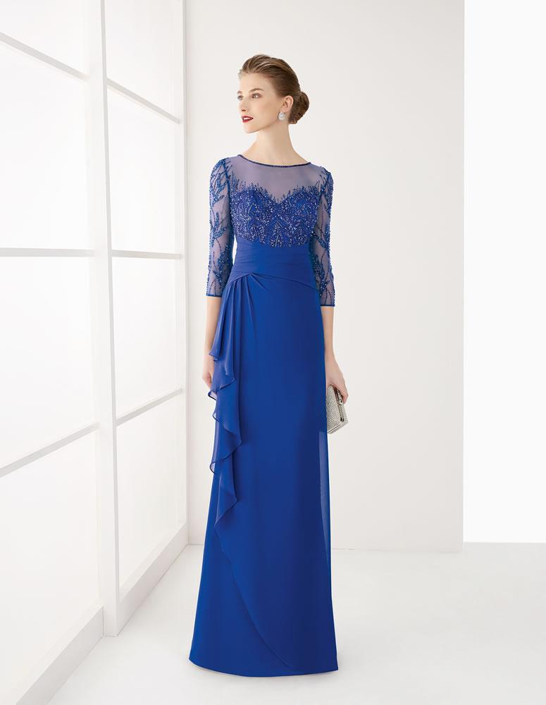 9G271 Vestido de Fiesta Couture Club