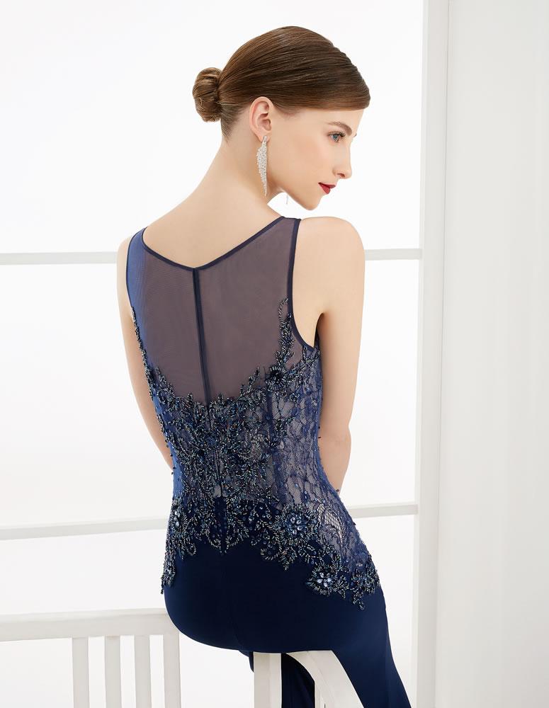9G275 Vestido de Fiesta Couture Club