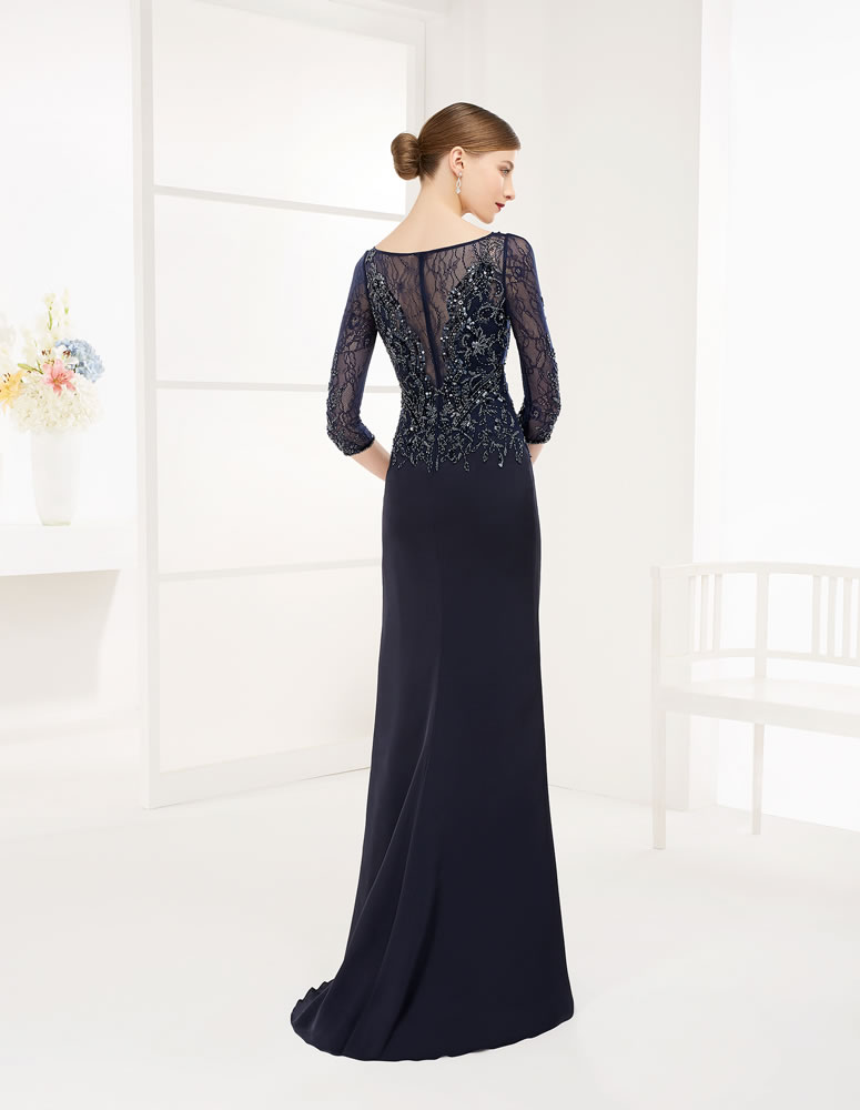 9G278 Vestido de Fiesta Couture Club