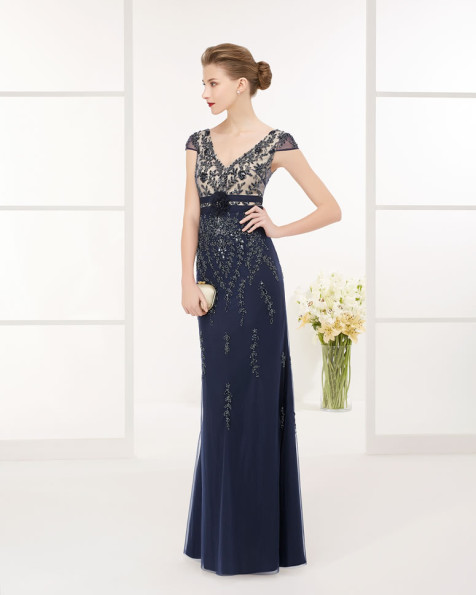 9G279 Cocktail Dress Couture Club