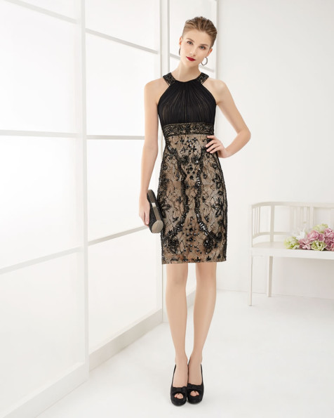 9G296 Cocktail Dress Couture Club