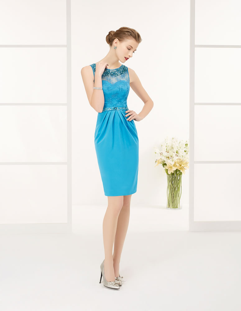 9G298 Cocktail Dress Couture Club