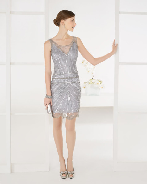 9G300 Cocktail Dress Couture Club