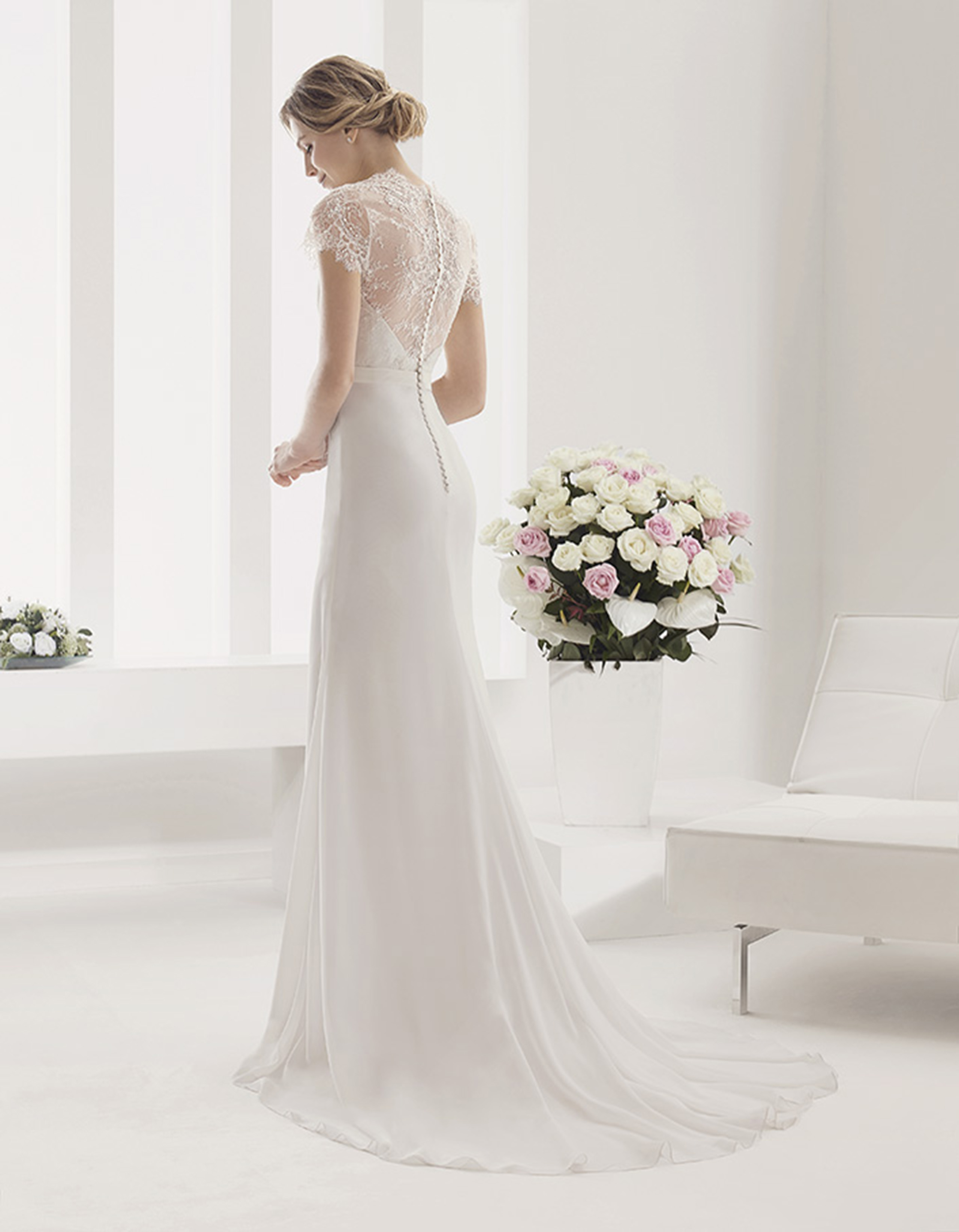 PALMIRA Vestido de Alma Novia 2015