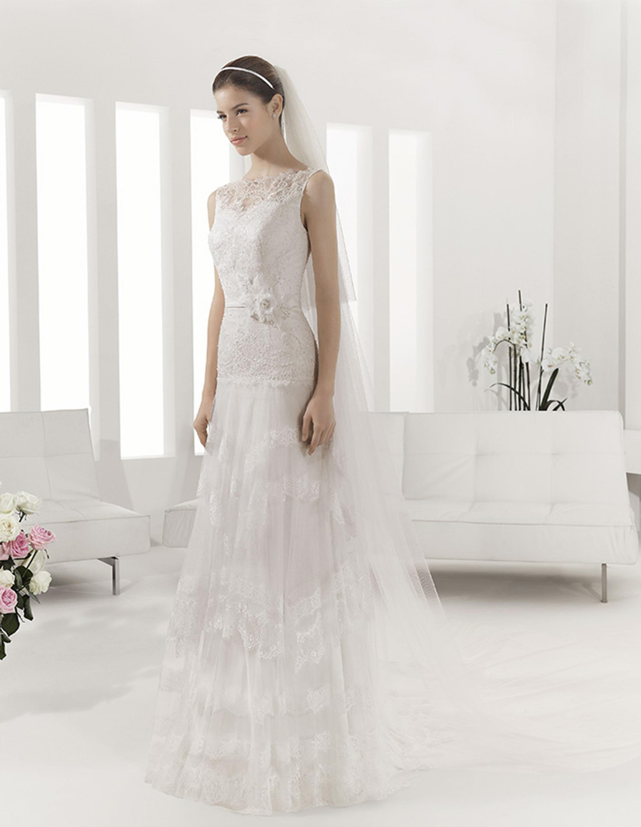 PANDORA Vestido de Alma Novia 2015