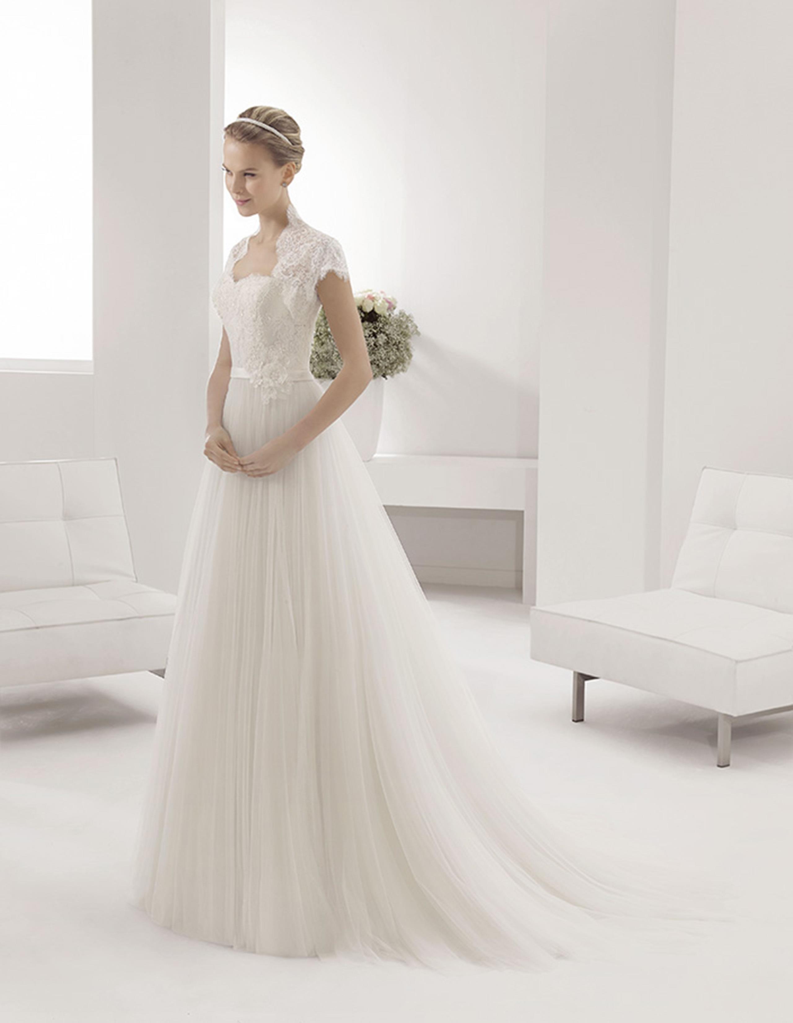 PARAJE Vestido de Alma Novia 2015