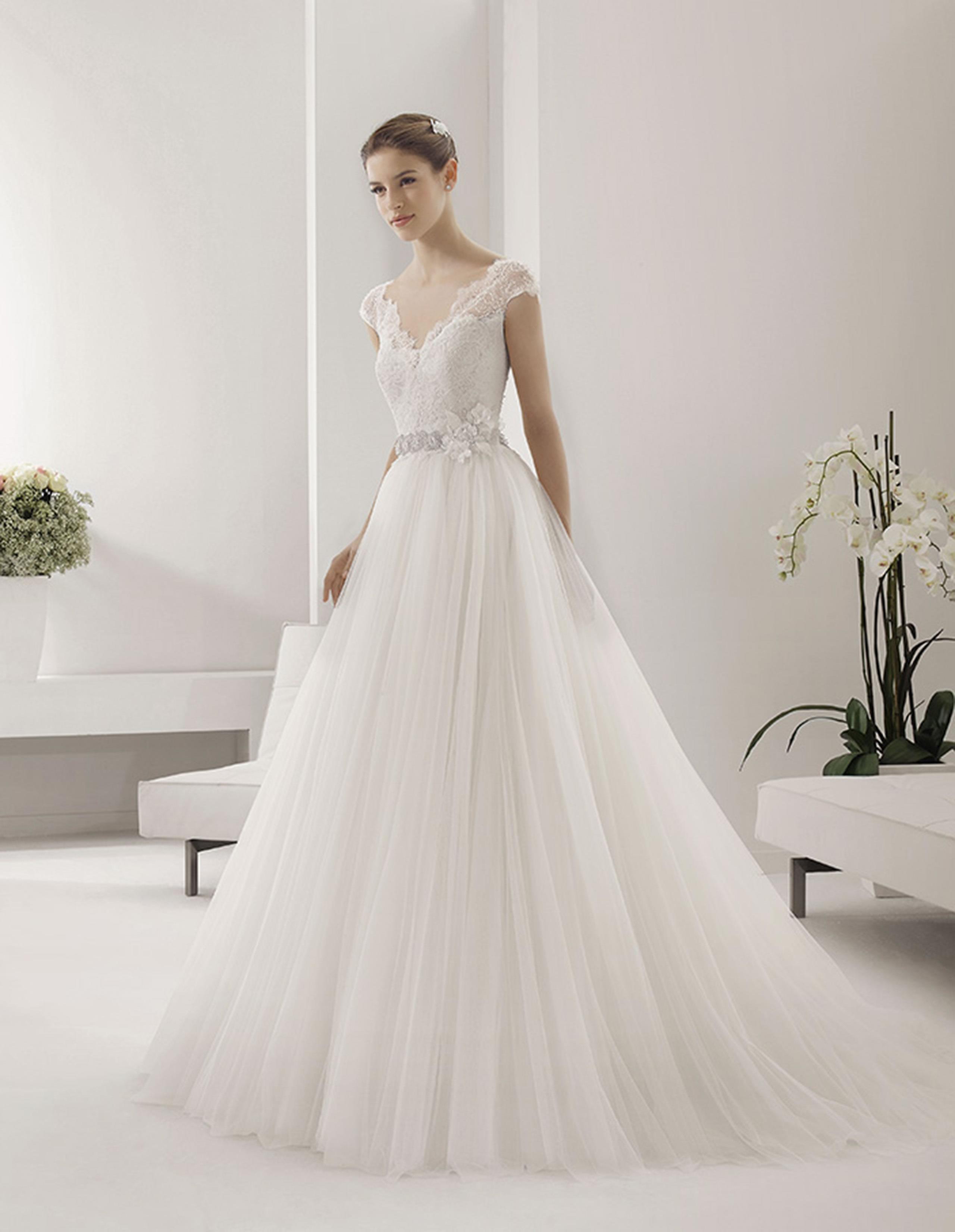 PASCAL Vestido de Alma Novia 2015