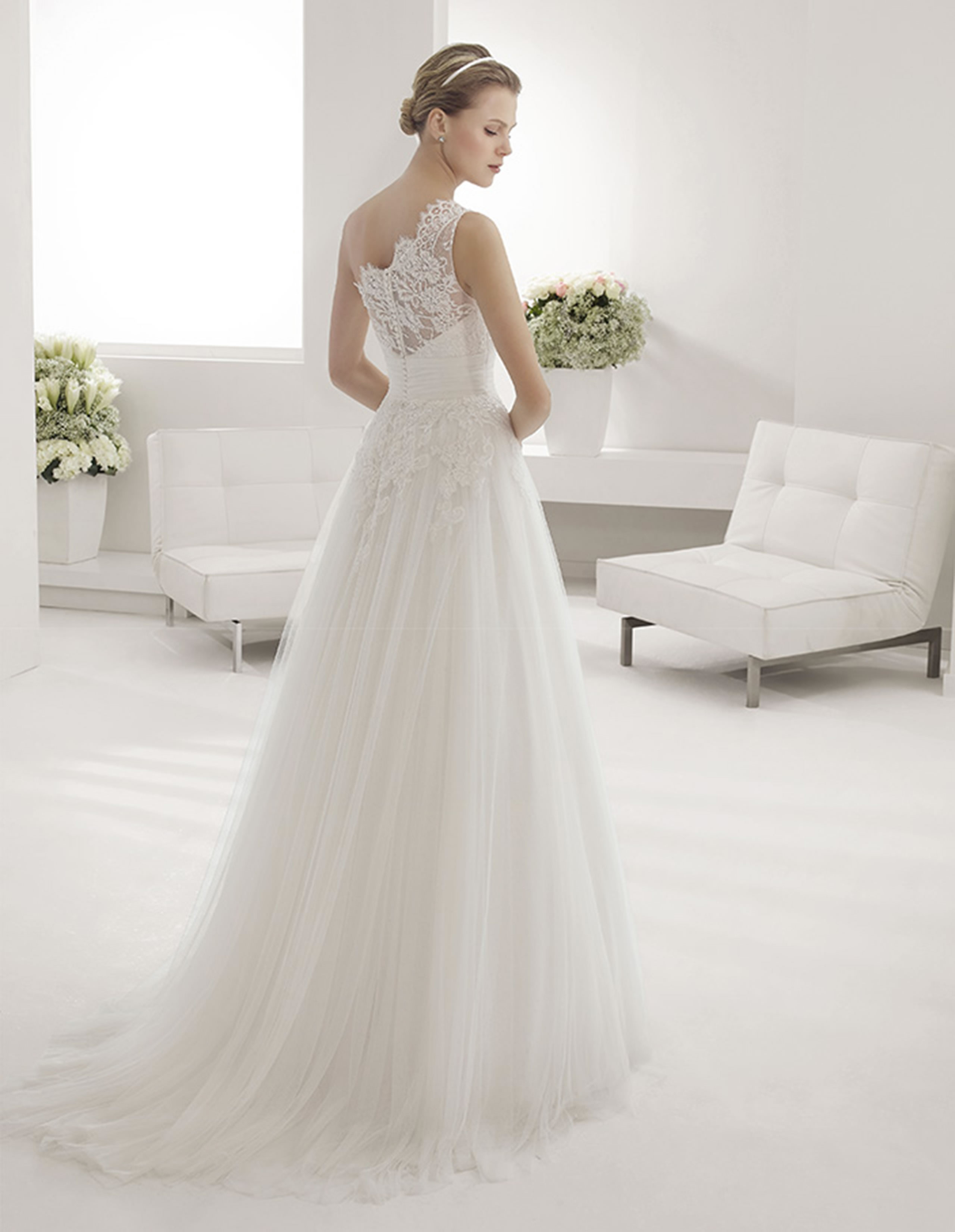 PATSY Vestido de Alma Novia 2015