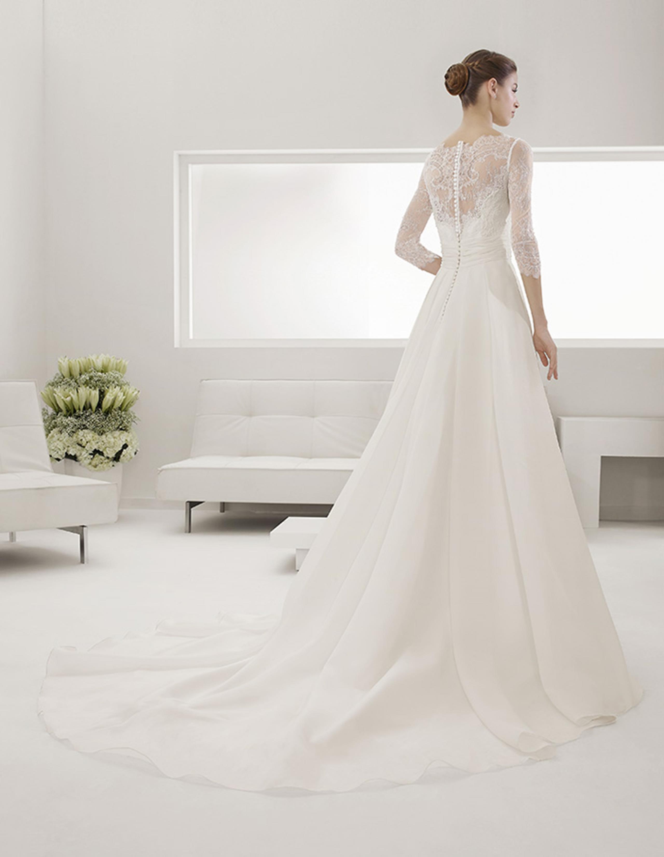 PENUMBRA Vestido de Alma Novia 2015