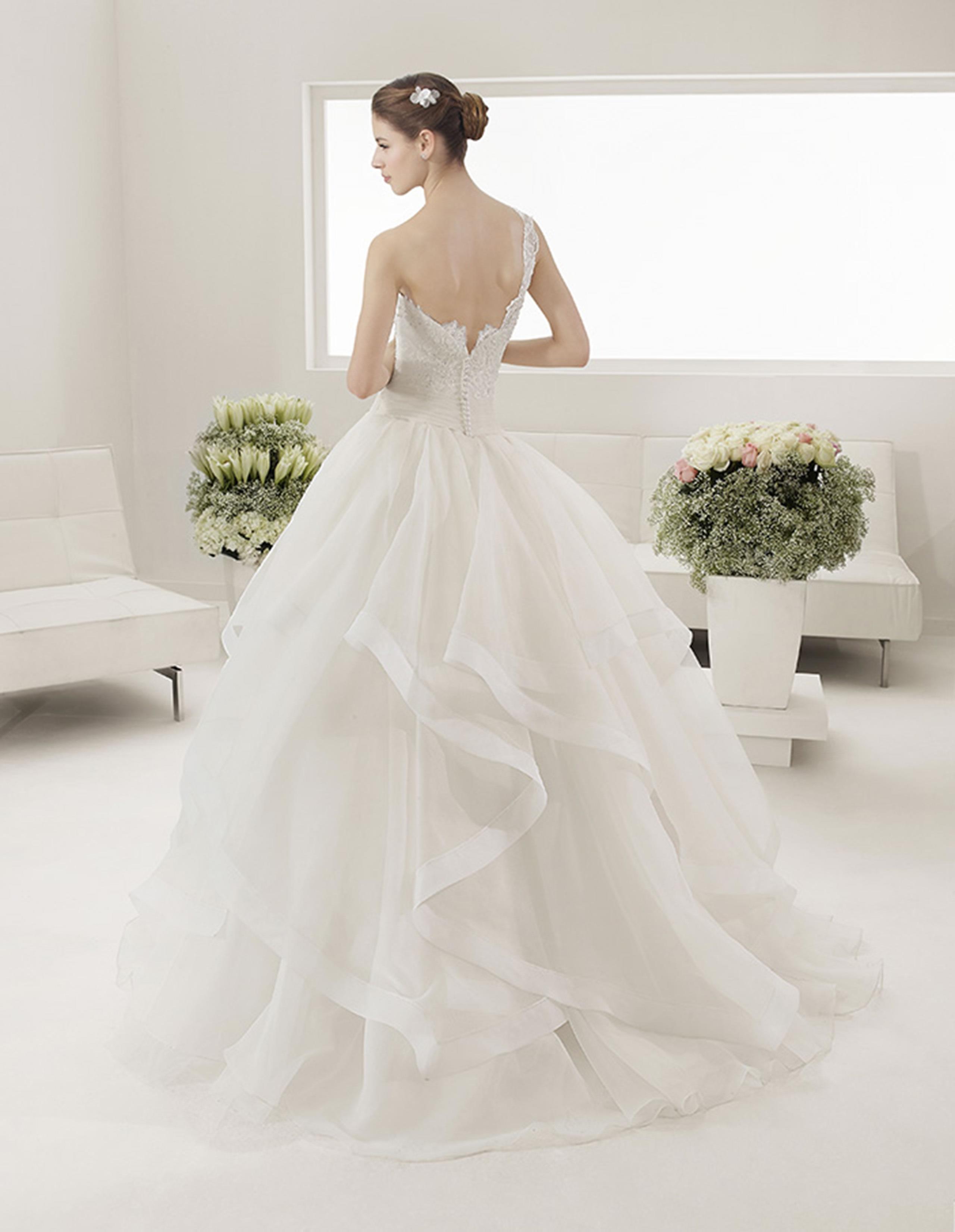POSEIDON Vestido de Alma Novia 2015