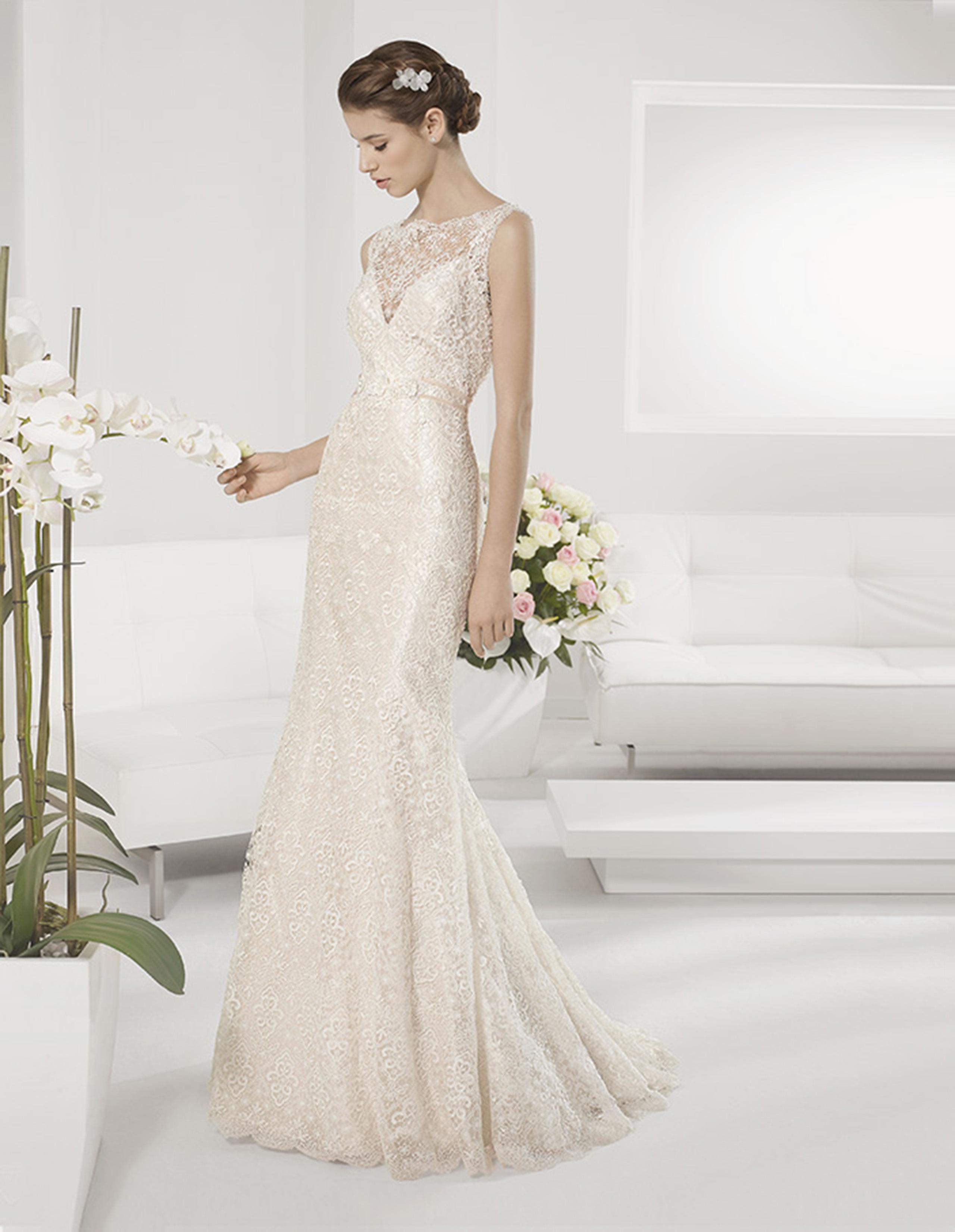 PALENCIA Vestido de Alma Novia 2015