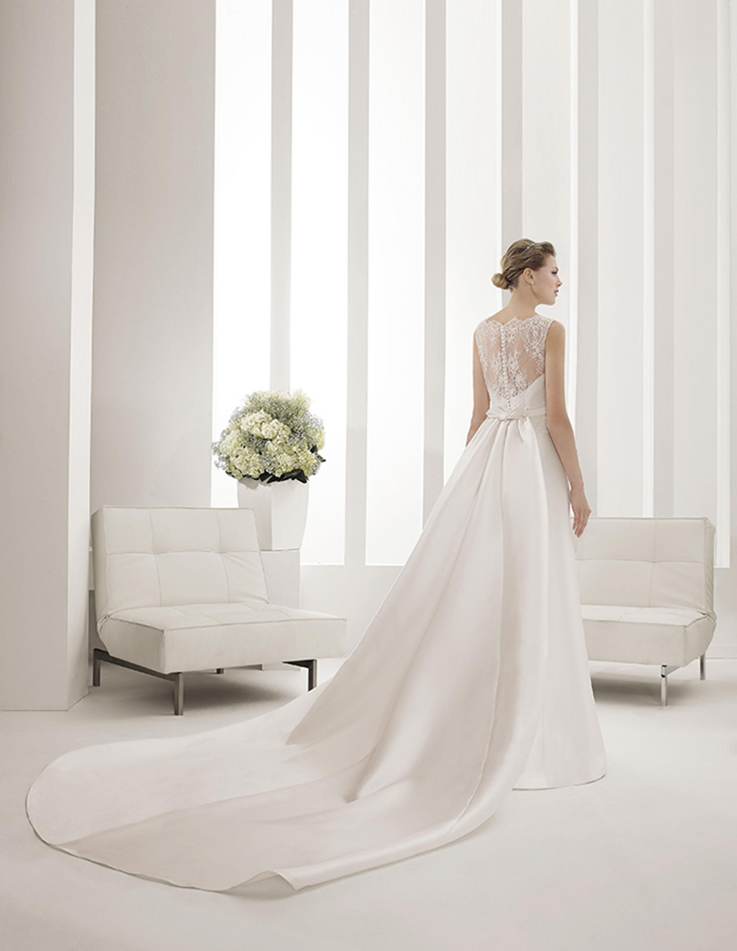 PLANETA Vestido de Alma Novia 2015