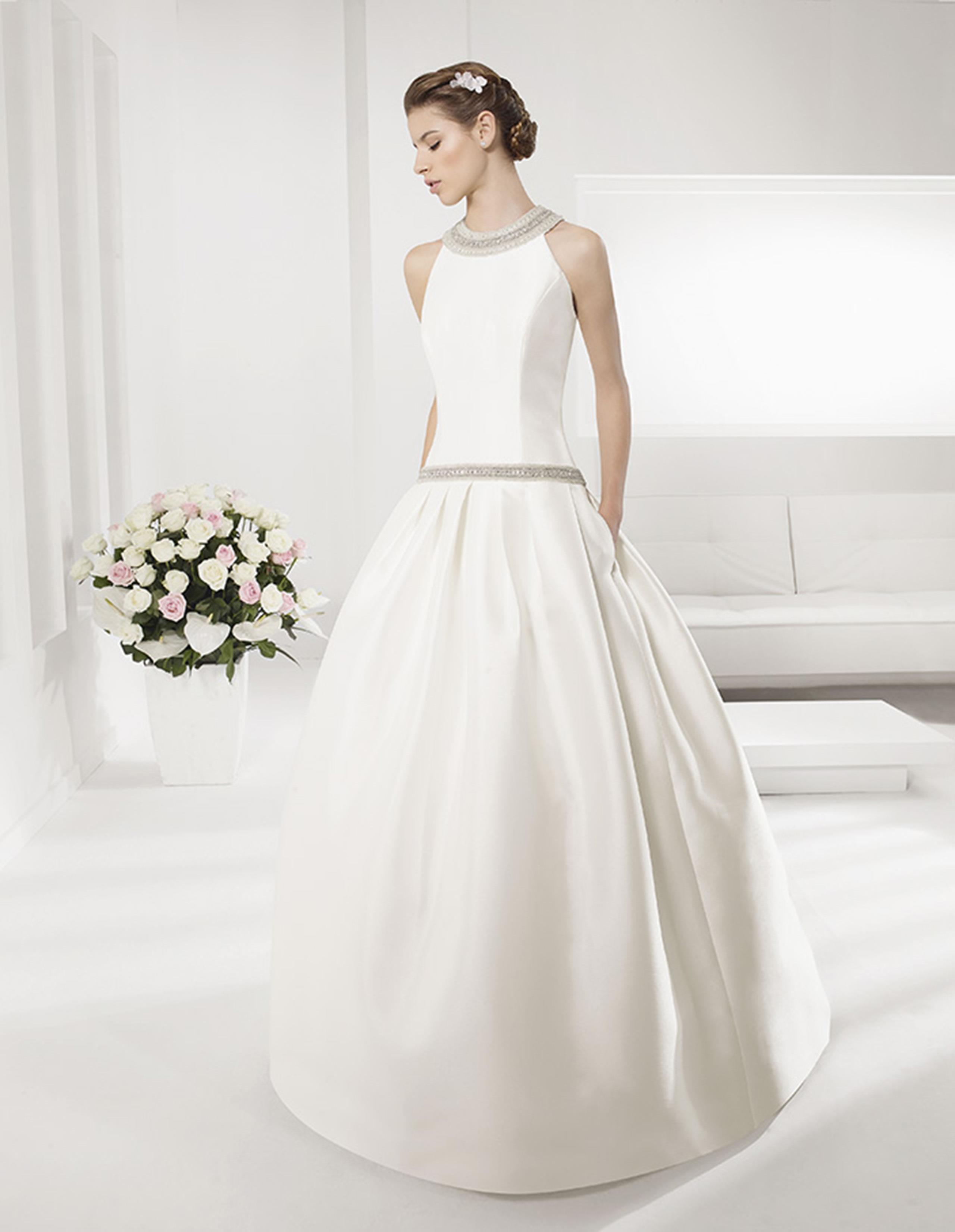 POLONIA Vestido de Alma Novia 2015