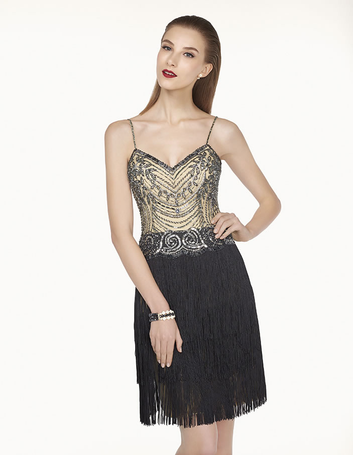8G220  Cocktail dress Couture Club 2015