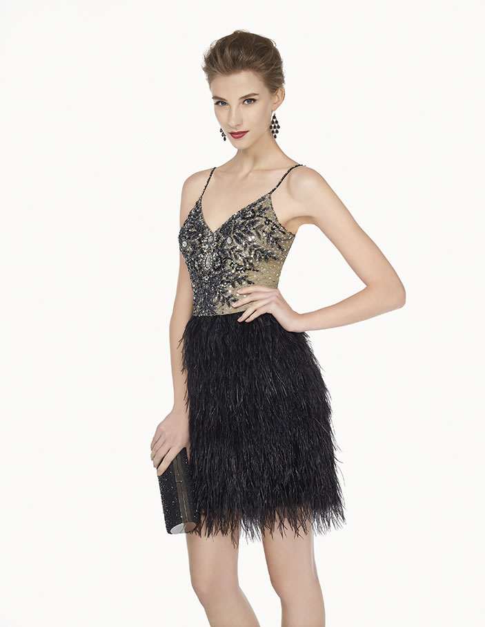 8G222  Cocktail dress Couture Club 2015
