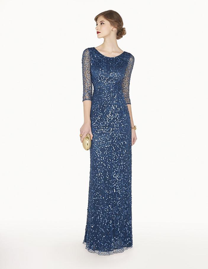 8G245  vestido de fiesta Couture Club 2015