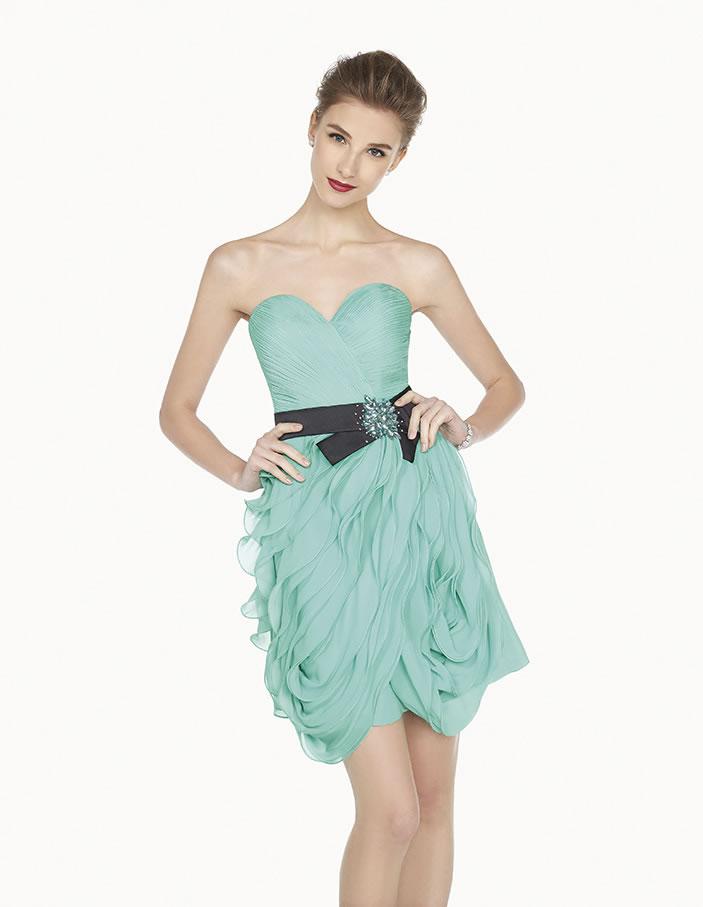 8G246 vestido de fiesta Couture Club 2015