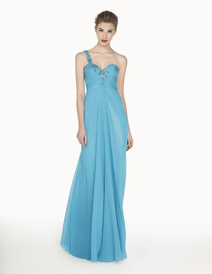 8G249  vestido de fiesta Couture Club 2015
