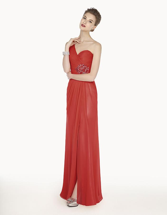 8G251 vestido de fiesta Couture Club 2015