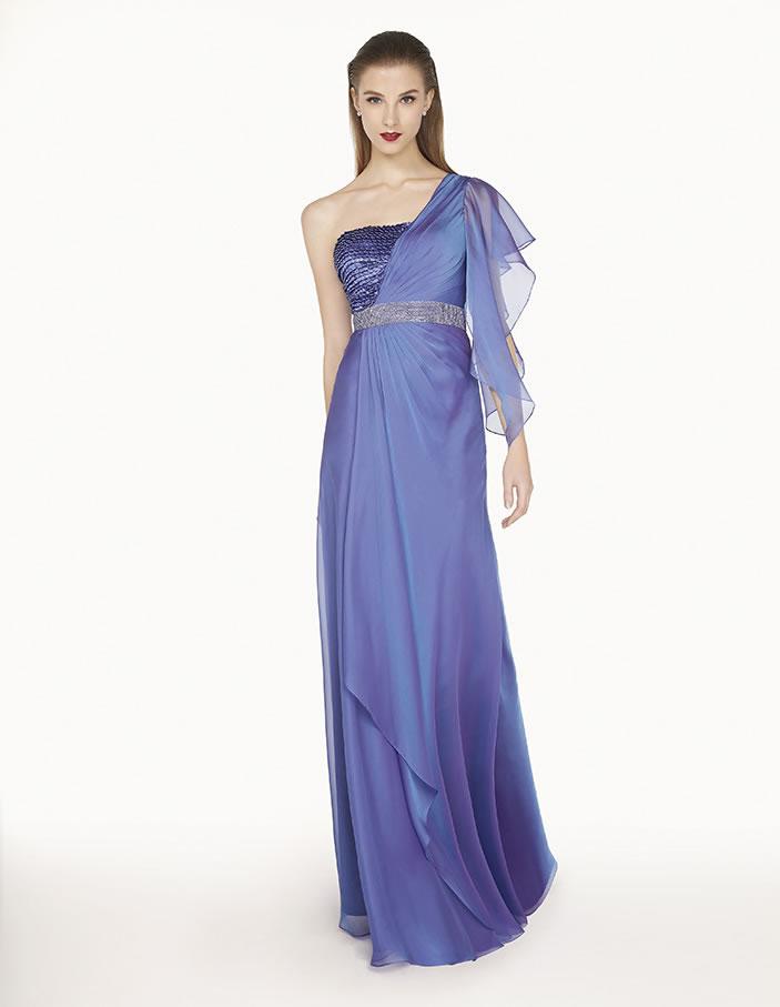 8G259 vestido de fiesta Couture Club 2015
