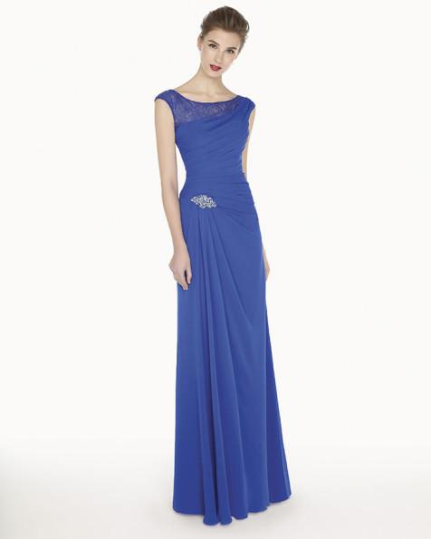 8G263 vestido de fiesta Couture Club 2015