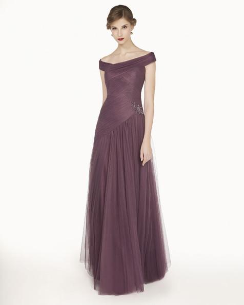 8G278 vestido de fiesta Couture Club 2015