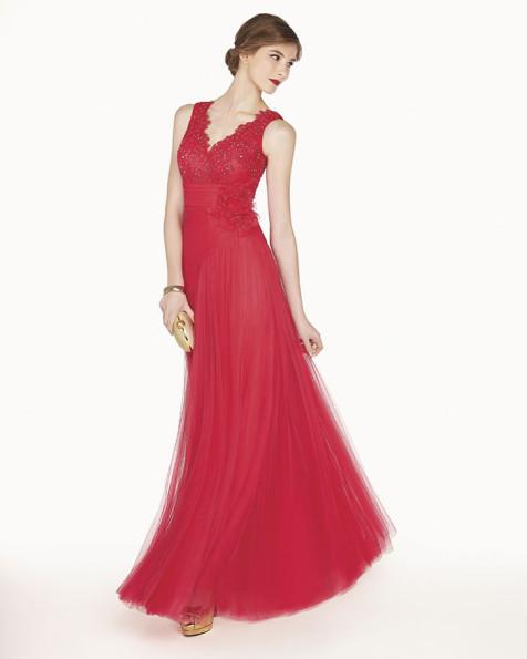 8G285 vestido de fiesta Couture Club 2015