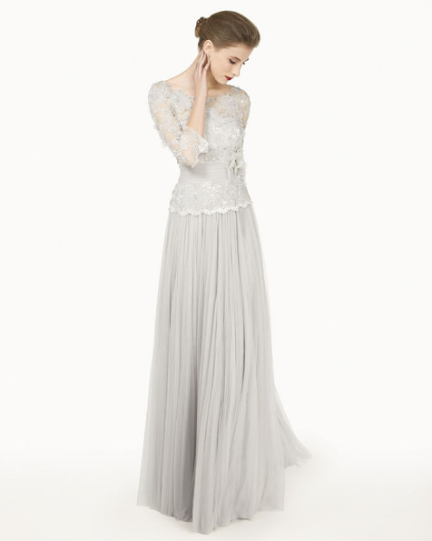 8G289 vestido de fiesta Couture Club 2015