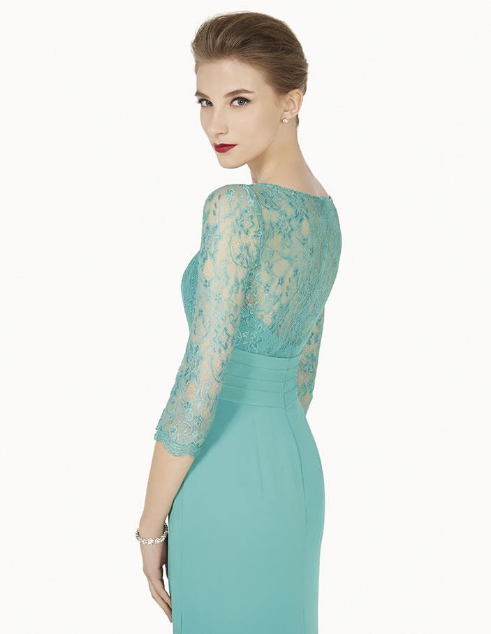 8G298 vestido de fiesta Couture Club 2015