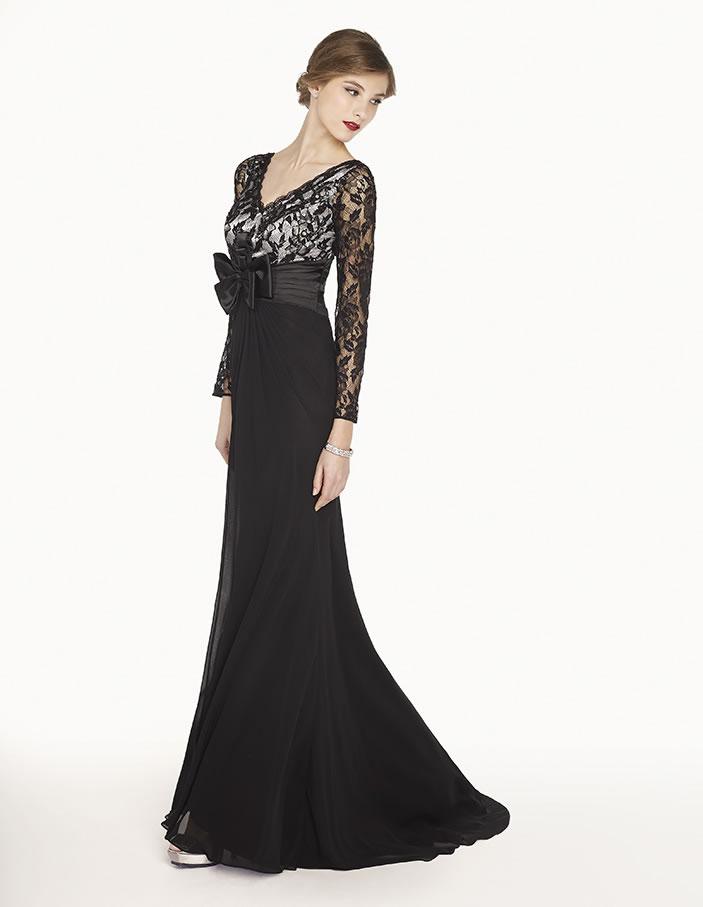 8G2A3 vestido de fiesta Couture Club 2015