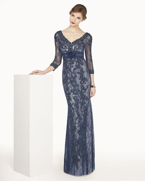 8G2A4 vestido de fiesta Couture Club 2015