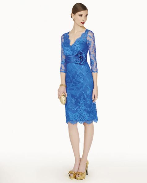 8G2A9 vestido de fiesta Couture Club 2015