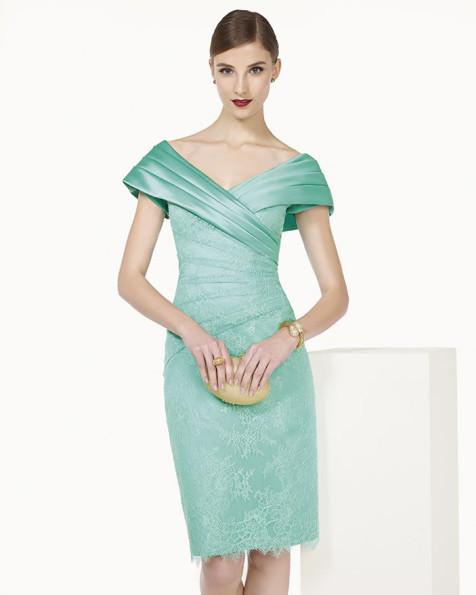 8G2B5 vestido de fiesta Couture Club 2015
