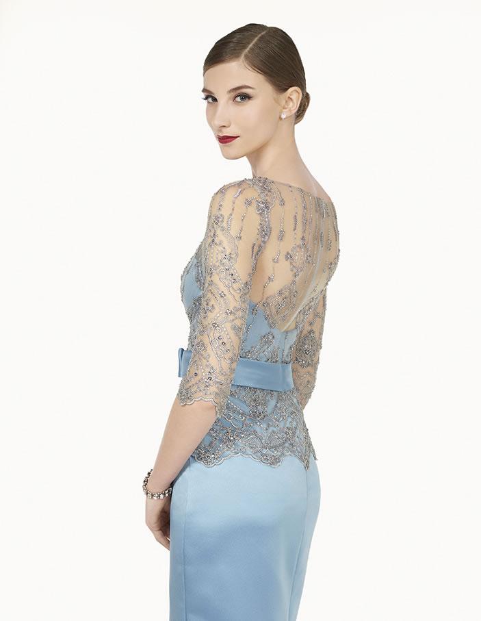 8G2B9 vestido de fiesta Couture Club 2015