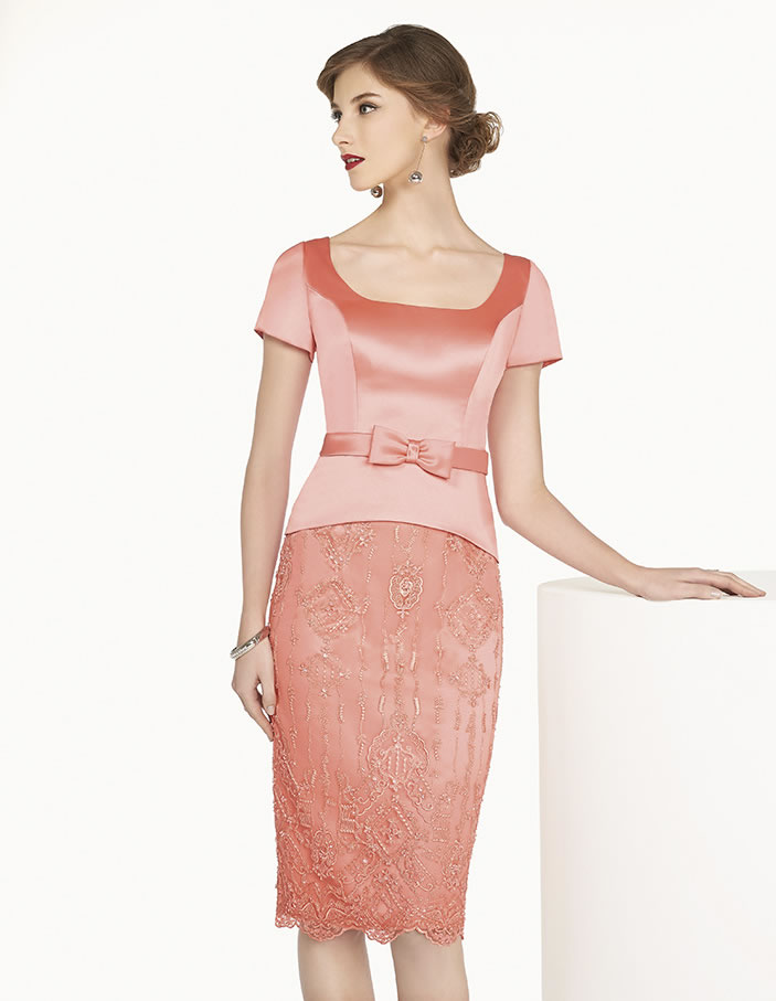 8G2C1 vestido de fiesta Couture Club 2015