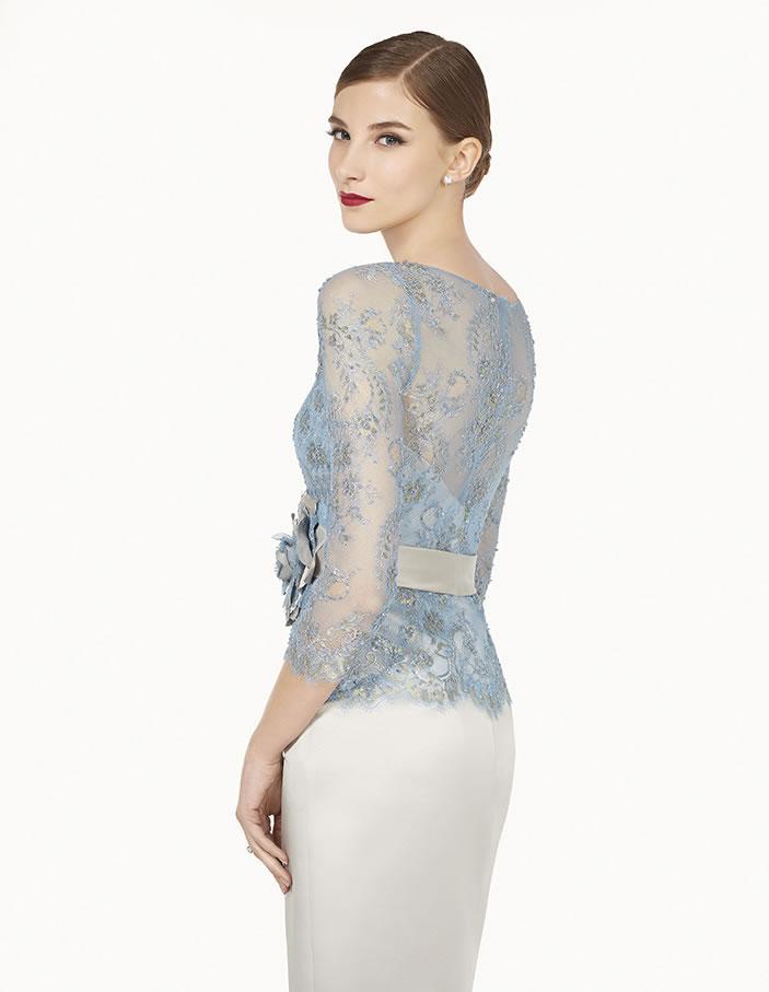 8G2C4 vestido de fiesta Couture Club 2015
