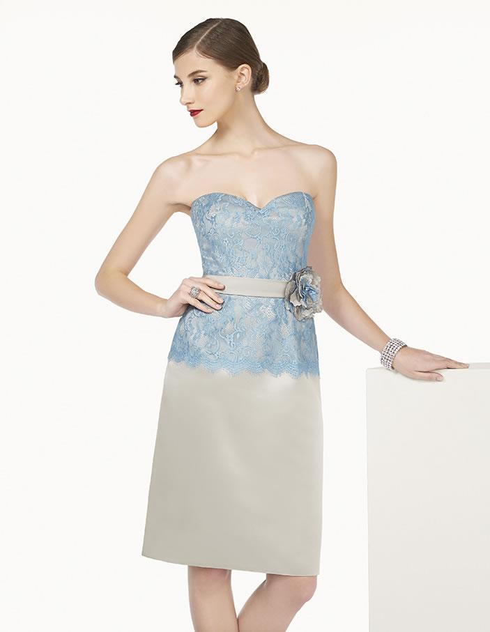 8G2C5C vestido de fiesta Couture Club 2015