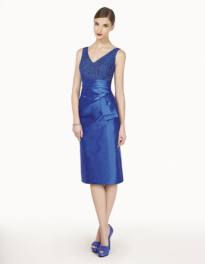 8G2D1 vestido de fiesta Couture Club 2015