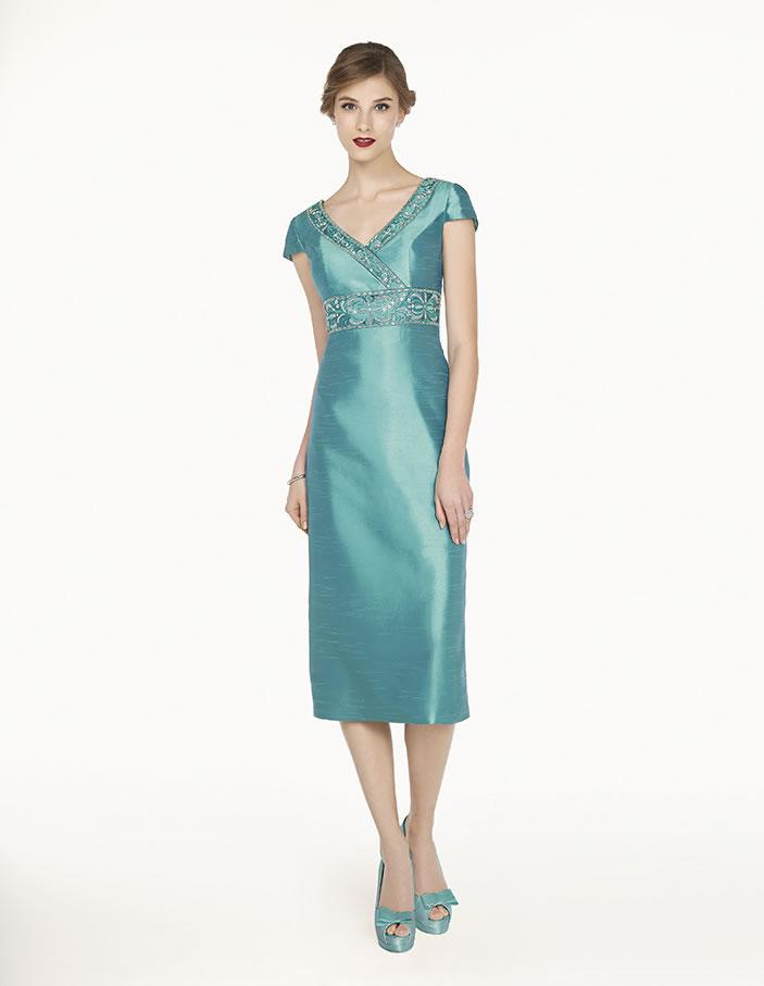 8G2D2 vestido de fiesta Couture Club 2015
