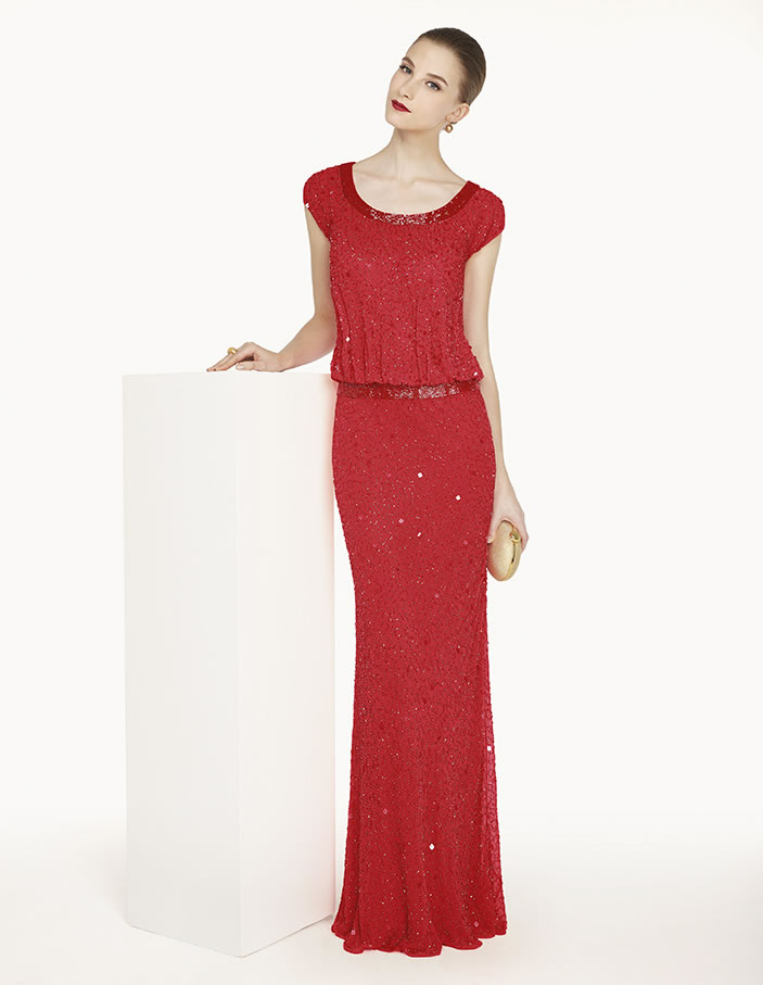 8g244  Cocktail dress Couture Club 2015