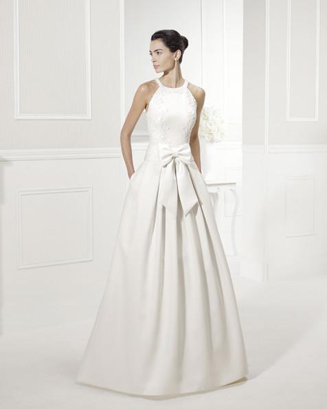 FLORIN Vestido de Alma Novia 2016