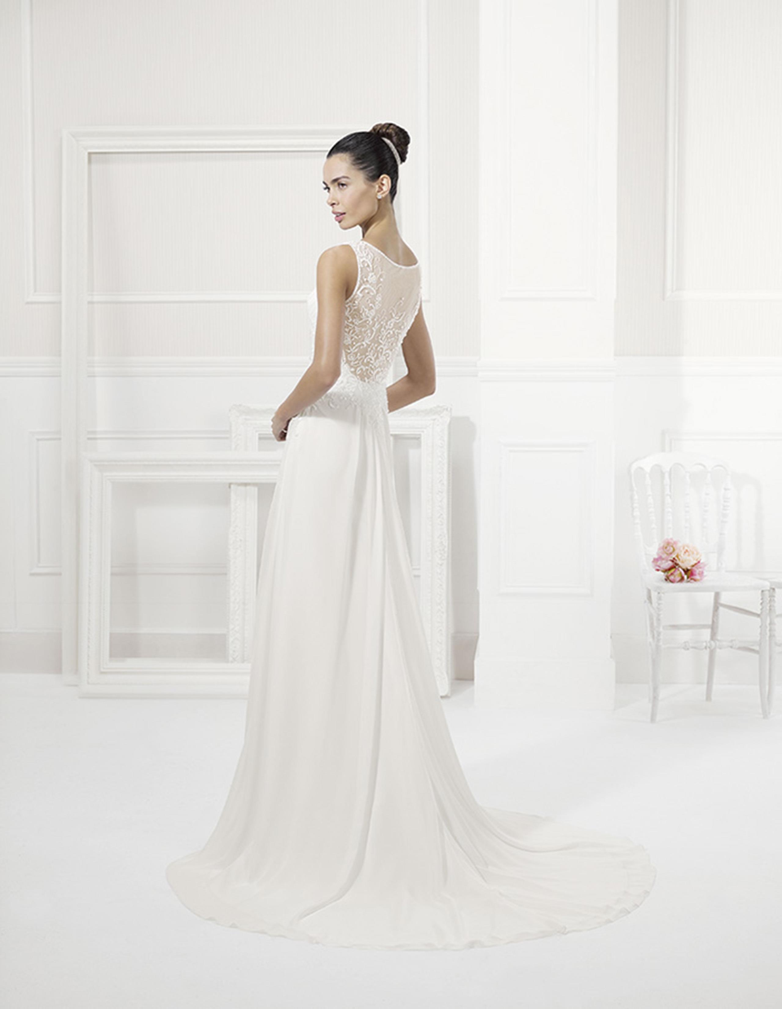 FRANK Vestido de Alma Novia 2016